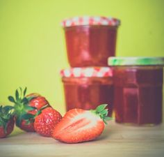 How To Make Strawberry Jam At Home