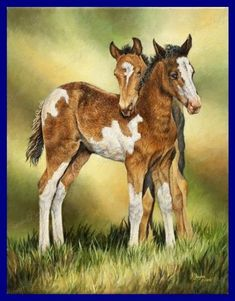 Security blanket - horse painting by karen boylan art - hors Horse Mural, Horse Artwork, Horse Drawings, Animal Drawings, Beautiful Horses, Animals Beautiful, Baby Horses, Animal Paintings, Horse Paintings