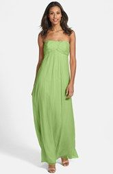 See Price For Amsale Strapless Chiffon Gown Here : http://www.thailandpriceza.com/go.php?url=http://shop.nordstrom.com/S/amsale-strapless-chiffon-gown/3700359?origin=category&BaseUrl=All+Women%27s+Clothing