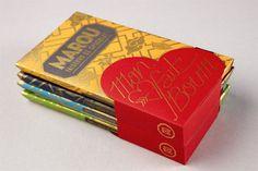 Marou, Faiseurs de Chocolat package design by Rice Creative - Ceegee, blog graphisme et inspiration