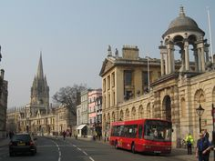The Queen's College, High Street, Oxford, Oxfordshire UK. #travel, #driving, #trips