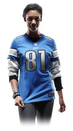 detroit lions 26 louis delmas elite lt.blue jersey