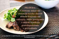 13 Kłamstw o odżywianiu - czerwone mięso