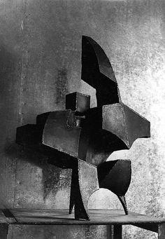 europeansculpture:  Jimmy Schneider - Kombination, 1962