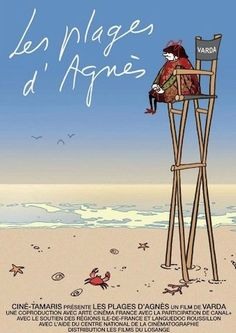 The Beaches of Agnes (Les plages d'Agnes). Autobiographical essay/documentary about Agnes Varda. Directed by Abnes Varda. Jacques Demy, Films Étrangers, Film Science Fiction, Agnes Varda, Senior Dating, Paris Match, Making A Movie, Video On Demand, Speed Dating