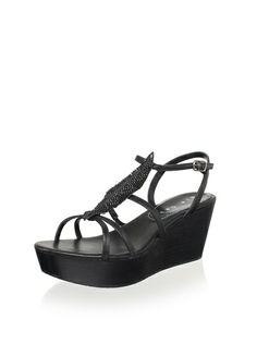 Lola Cruz Women's High Heel Wedge, http://www.myhabit.com/redirect/ref=qd_sw_dp_pi_li?url=http%3A%2F%2Fwww.myhabit.com%2Fdp%2FB00DMVO93I