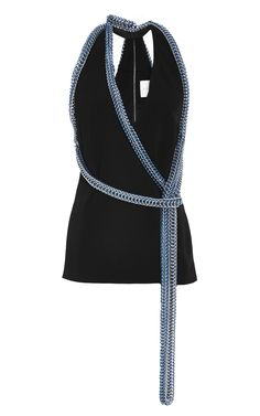 Moto Chain Top by Dion Lee for Preorder on Moda Operandi