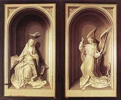 Hugo van der Goes - Portinari Triptych, 1477