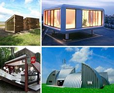 On a related note, here are some unusual pre-fab homes.