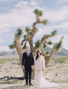 Joshua Tree destination wedding