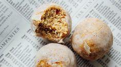 Raw Vegan Donut Holes // kris carr