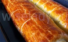 Anya főztje: Pozsonyi tészta Hungarian Desserts, Hungarian Recipes, Hot Dog Buns, Hot Dogs, Side Dishes, Bakery, Deserts, Dessert Recipes, Food And Drink