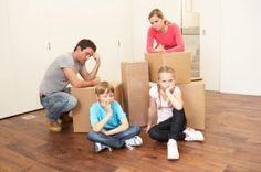 Những khó khăn trong việc chuyển nhà đến nơi ở mới