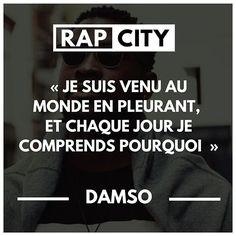 Nekfeu's 50 best punchlines – Bavece Rap Quotes, Lyric Quotes, Lyrics, Quotes To Live By, Love Quotes, Inspirational Quotes, Best Punchlines, Phrase Rap, Rap City