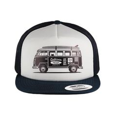 VW Surf Bus Trucker Hat