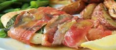 Pollo saltimbocca