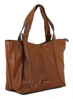 Shoppertasche The Bridge Pienza Cognac hellbraun Riemen - Bags & The Bridge, Gym Bag, Bags, Handbags, Women's, Bag, Totes, Hand Bags
