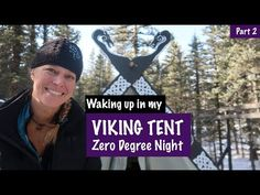 I wake up not in the best mood. But once I got a fire going I warmed up and woke up. See what video is coming up next by viewi. Viking Tent, Forest Adventure, Cold Night, Good Mood, Wake Up, Vikings, Spirit, Youtube, The Vikings
