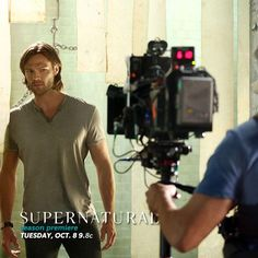 Jared Padalecki Supernatural Season 9 Promo