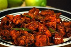 Chicken Roast Dry recipe, spicy chicken roast, kerala cooking, kerala dishes, kerala recipes, kerala cuisine, south indian recipes