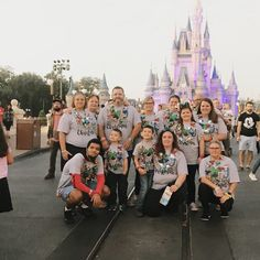 🏰 What a family vacation!! Thank you SO much for sharing your memories with us🖤 . . . . . #disneychristmas #enchantedkingdomglam #familyvacation #disneyworld #disneymemories #disneyland #disneyshirts #cinderellascastle #mainstreetusa #familyphotos #thehappiestplaceonearth #vacation2019 #magical #cute #disneyinsta #disneyprincess #mickeymouse #disneylove #animalkingdom #disneyfashion