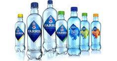 Ringnes moves its Farris water brand from glass to PET