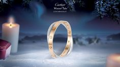 """""""LOVE BRACELET - by Cartier  PINK GOLD, WHITE GOLD, DIAMONDS  A Cartier icon, the LOVE collection   is both a provocative talisman and a   bold symbol of passionate love. Allow   yourself to become one with your   partner, possess or let yourself be   possessed… How far would you go for LOVE?"""""""