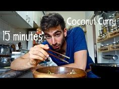 Brothers Green | The 15 Minute Dinner Series – Veggie Coconut Curry