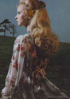 Ossie Clark for Barefoot Vintage (1970's)
