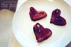 Bacon of Hearts // thepapermama.com