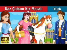 Parental Guidance: Some material of this video may not be suitable for children below 13 years of age. The Goose Girl Story English Stories For Kids, English Story, English Grammar, Tales For Children, Fairy Tales For Kids, Rumpelstiltskin, Prince Stories, The Jungle Book, Lion And The Mouse