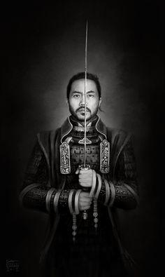 Japanese Samurai ~Via TUNDER