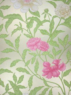 Papel Pintado Osborne & Little Lovelace W5722-01 . Disponible online en Modacasa.es