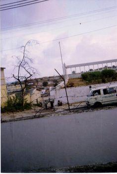 In the street, Mogadishu, 1986; foto fabiovincenti.