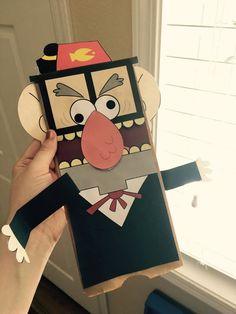 Quiero esa marioneta!