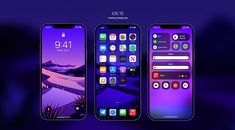 iOS 15 Concept Teases; New Control Center, Circular Icons And New Lockscreen Display