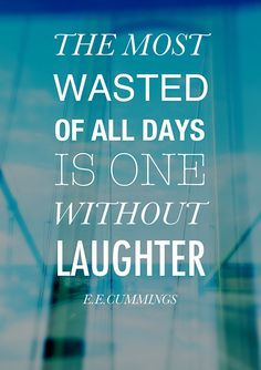 Laugh Daily | Earmark Social | ee cummings