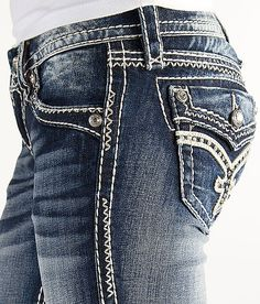 Silver Suki Surplus Boot Stretch Jean - Women's Jeans in SJB 241 Name Brand Jeans, Cowgirl Jeans, Bling Jeans, Buckle Outfits, Spring Hats, Buckle Jeans, Embellished Jeans, Rock Revival Jeans, Cute Jeans