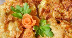 Zdradzę Wam dzisiaj przepis na jedne z naszych ulubionych kotletów;) Są łatwe w przygotowaniu, niezbyt drogie i przede wszystkim pyszne! Wyś... Dinners, Tasty, Chicken, Meat, Food, Dinner Parties, Food Dinners, Essen, Meals