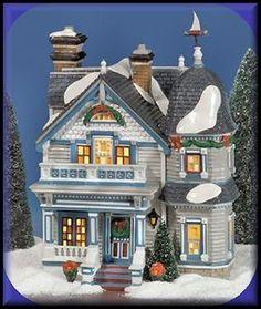 Elmwood House - Department Dept 56 Snow Village