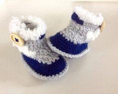 12 beste afbeeldingen van babyschoentjes Crochet baby
