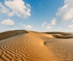 Buy Dunes of Thar Desert, Rajasthan, India by on PhotoDune. Dunes of Thar Desert. Amazing Places In India, Over Love, Rajasthan India, Instagram Highlight Icons, Dune, The Good Place, Catholic, Tourism, Deserts