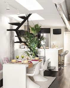 living room loft ideas - Google Search