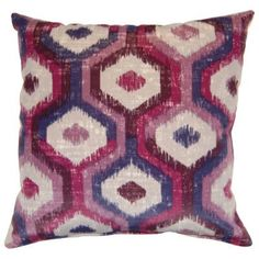 Found it at Wayfair - Montecito Throw Pillow