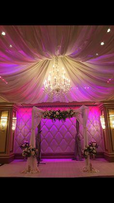Arch Flowers, Chuppah, Valance Curtains, Home Decor, Decoration Home, Room Decor, Home Interior Design, Valence Curtains, Home Decoration