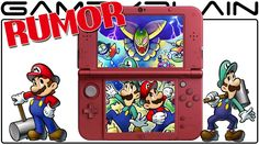 RUMOR: Icon & Full Title for Mario & Luigi 3DS Remake Discovered; Hints ...