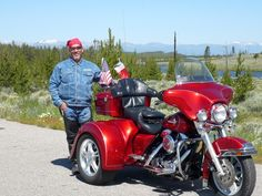 harley trike riders - Google Search