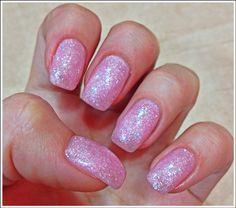 Glitter pink :)
