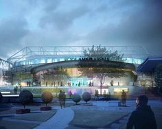 Melbourne's Rod Laver Arena set for 'most significant' revamp in its history