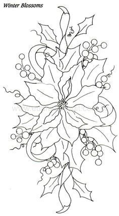 - This is a lovely collection of Poinsettia Clipart! We have a mix of full color Poinsettia images and some black and white as well. Christmas Drawing, Christmas Paintings, Christmas Templates, Christmas Printables, Christmas Colors, Christmas Art, Xmas, Christmas Decorations, Painting Patterns